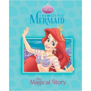 The Little Mermaid: Ariel and the Aquamarine Jewel (Disney Magical Story)