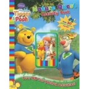 Disney My Friends Tigger and Pooh Discover Nature with Cards (My Friends Tigger & Pooh)