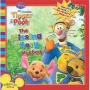 Disney My Friends Tigger and Pooh 8x8 (My Friends Tigger & Pooh)