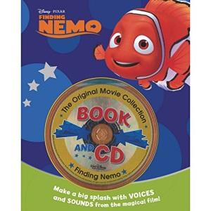 Disney Book and CD: Finding Nemo (Pixar) (Disney Book & CD)