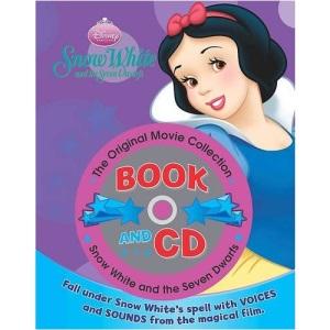 Disney Book and CD: Snow White (Princess) (Disney Book & CD)
