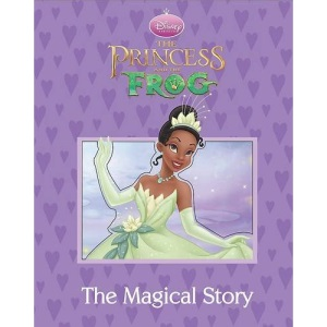 "Disney Magical Story: ""Princess and the Frog"" (Disney Princess & the Frog)"