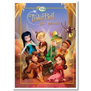Disney Tinkerbell And The Lost Treasure Classic (Disney Classics)
