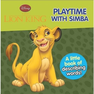 Disney Mini Board Books - Lion King: Playtime with Simba