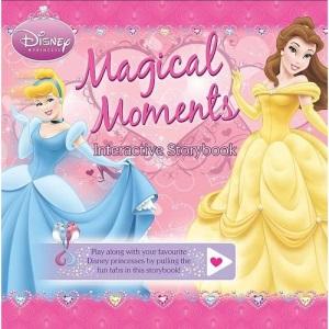 Disney Interactive Pull Tab Pop-up - Princess (Disney Princess Pull Tab Popup)