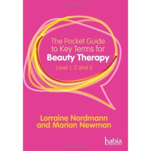 Beauty Therapy Glossary (Pocket Guide)