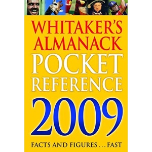 Whitaker's Almanack Pocket Reference 2009 (Whitaker'S)