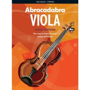 Abracadabra Viola: The Way to Learn Through Songs and Tunes (Abracadabra Strings)