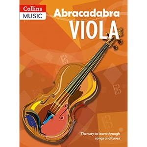 Abracadabra Viola (Pupil's book) 3rd edn (Abracadabra Strings)