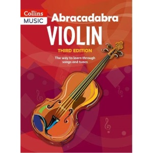 Abracadabra Violin: Pupil's Book: The Way to Learn Through Songs and Tunes (Abracadabra Strings)