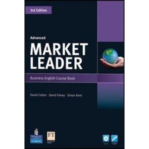 Market Leader 3rd Edition Advanced Coursebook Audio CD (2)