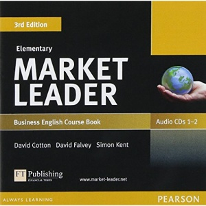 Market Leader Elementary Coursebook Audio CD (2)