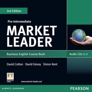 Market Leader Pre-intermediate Audio CD (2)