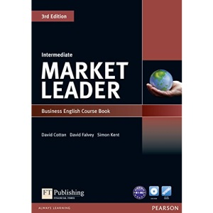 Market Leader 3rd Edition Intermediate Coursebook & DVD-Rom Pack: Industrial Ecology