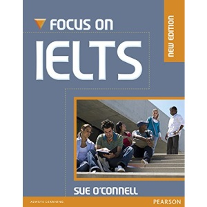 Focus on IELTS Coursebook/iTest CD-Rom Pack
