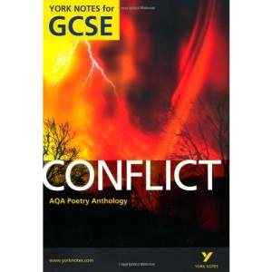 AQA Anthology: Conflict A4 GCSE (York Notes)