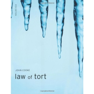 Law of Tort MLC Pack