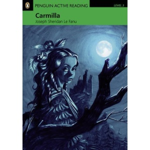 Carmilla Book and CD-ROM Pack: Level 3 (Penguin Longman Active Reading)