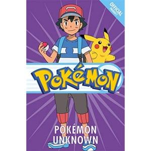 Pokémon Fiction Pokémon Unknown: Book 13 (The Official Pokémon Fiction)