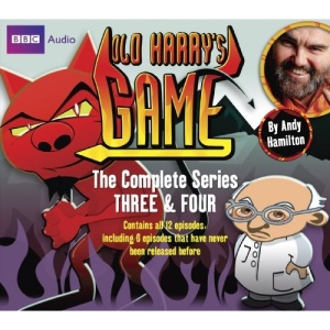 The Old Harry's Game: Complete Series 3 and 4 (BBC Audio)