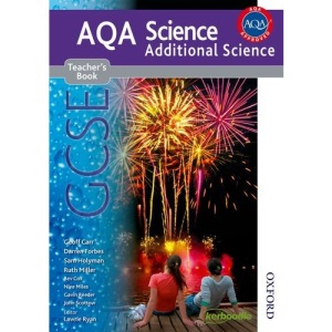 New AQA Science GCSE Additional Science Teacher's Book (Aqa Science Teachers Book)
