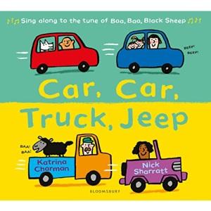 Car, Car, Truck, Jeep: 1 (New Nursery Rhymes)
