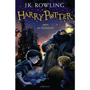 Harry Potter and the Philosopher's Stone (Irish) (Irish Language Edition)