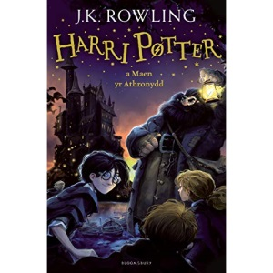Harry Potter and the Philosopher's Stone (Welsh): Harri Potter a maen yr Athronydd (Welsh)