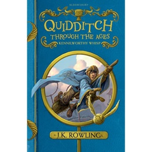 Quidditch Through the Ages: J.K. Rowling