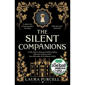 The Silent Companions: The perfect spooky tale to curl up with this winter