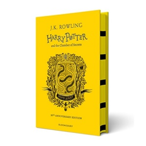 Harry Potter and the Chamber of Secrets – Hufflepuff Edition (Harry Potter, 2)