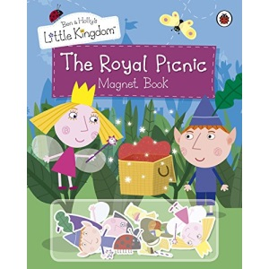 Ben and Holly's Little Kingdom: The Royal Picnic Magnet Book (Ben & Holly's Little Kingdom)