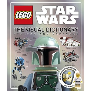 LEGO® Star Wars Visual Dictionary: With Minifigure