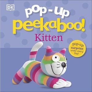 Pop-Up Peekaboo! Kitten