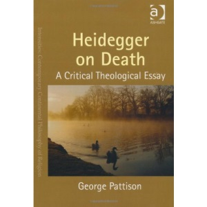 Heidegger on Death (Intensities: Contemporary Continental Philosophy of Religion)