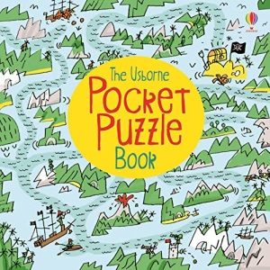 Pocket Puzzle Book (Activity and Puzzle Books)