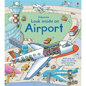 Look Inside an Airport (Usborne Look Inside): 1
