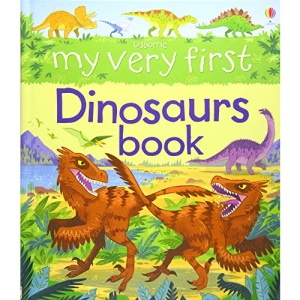 My Very First Dinosaurs Book (My First Books)