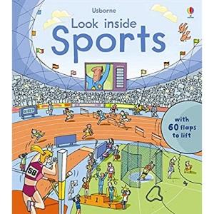 Look Inside Sports (Usborne Look Inside)