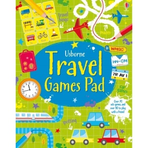 Travel Games Pad (Tear-off Pads)