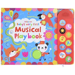 Baby's Very First Touchy-Feely Musical Play Book (Baby's Very First Books): 1