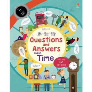 Lift-the-Flap Questions and Answers About Time (Lift-the-Flap Questions & Answers): 1