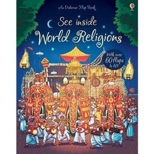 See Inside World Religions: With over 60 flaps to lift: 1