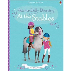 Sticker Dolly Dressing at the Stables: 1