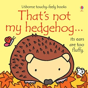 That's not my hedgehog...: 1