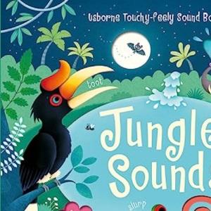 Jungle Sounds (Sound Books)
