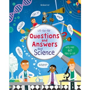 Lift-the-flap Questions and Answers About Science: 1 (Questions & Answers)