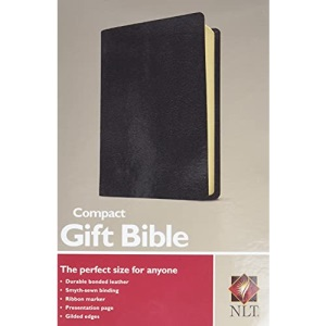 Compact Gift Bible: New Living Translation
