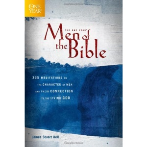 ONE YEAR MEN OF THE BIBLE PB (One Year Books)