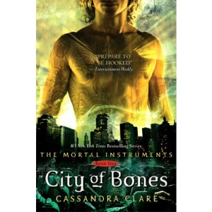 City of Bones: Mortal Instruments, Book 1 (Mortal Instruments (Hardback))